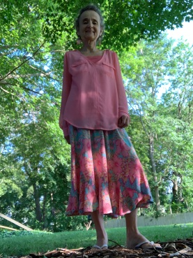 Chiffon Goodwill and Hibiscus Skirt Continuations